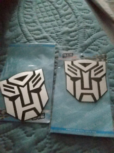 Autobots Logo for cars and other equipment