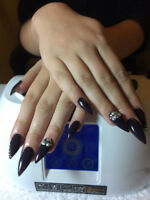 Home Nail Salon (Ozerna Area, North Edmonton)