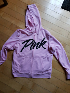 Women's size medium PINK  Hoodys