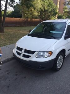 Dodge caravan 2007 se familial(((negotiable)))