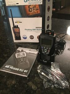 Cobra Marine Radio HH500. (opened but never used)