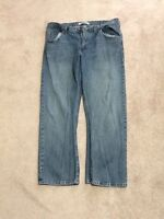Wrangler boot fit jeans 38x30