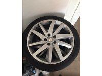 Seat Ibiza fr wheels