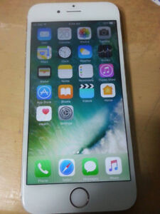 LOOKING FOR IPHONE 6 WHITE - ANY CONDITION ACCEPTED !