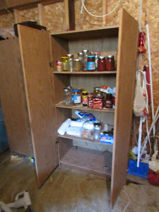 Pantry Storage Unit