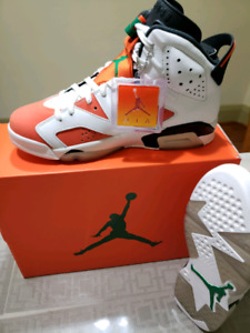 Air Jordan 6 Retro Be Like Mike Size 9