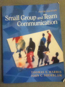 Small Group and Team Communication 5th Edition