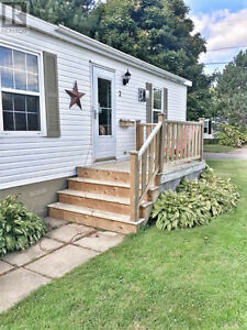 SOLD 3 bedroom - Charlottetown Mini Home 79,000