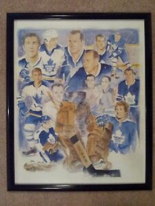 """Legends of the Leafs"" artwork"