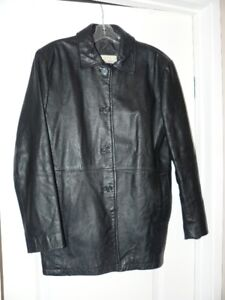 Ladies Leather Jacket - Great condition