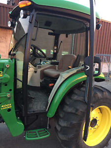 2012 John Deere 4320 chargeur + lame hydraulique *192 heures West Island Greater Montréal image 6