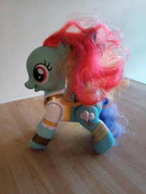 My Little Pony electronic flip pony