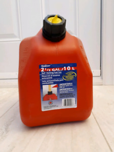 10 L gas can