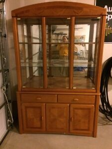 China Cabinet Stratford Kitchener Area image 1