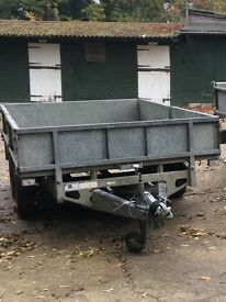 Ifor williams trailer 10ftx5.6ft