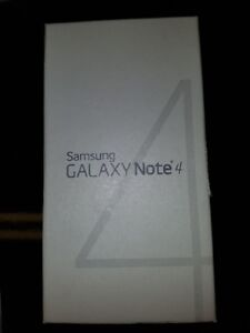Empty Box – Samsung Galaxy NOTE 4