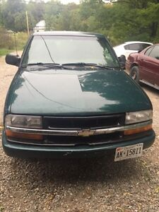 1998 Chevy S-10 4.3 v6