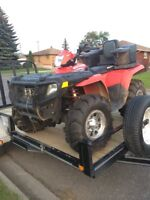 2006 Polaris sportsman EFI 800- LOW KMS