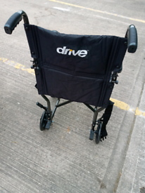 Drive Medical TR39E-SV Wheelchair