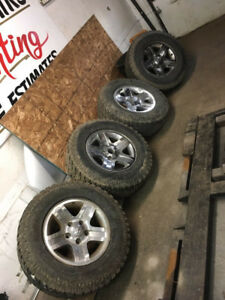 """17"""" Tires and Rims for Sale"""