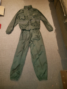 Pioneer fly fishing rain suit