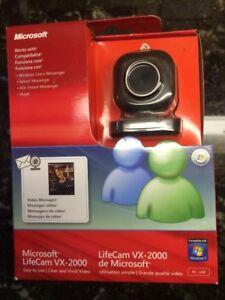 Microsoft LifeCam VX-2000 Webcam *** Brand NEW ***