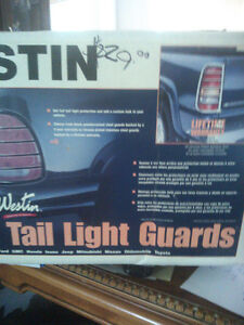 Dodge Ram tail light guards-new