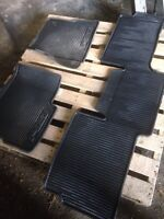 F150 FORD FLOOR MATS. RUBBER-Melville