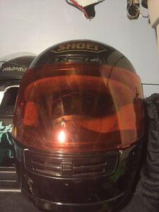 Prix réduite!!! Casque Shoei full face motorcycle helmet