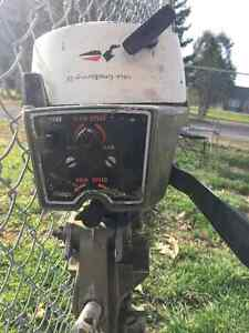 2 hp Johnson outboard motor London Ontario image 3