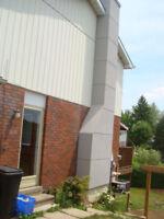<< 20+ Years of Professional Chimney Stucco Repair >>