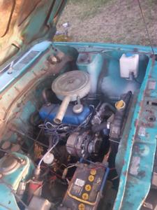 Datsun 120y coupe