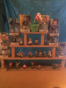 Selling Amiibo collection