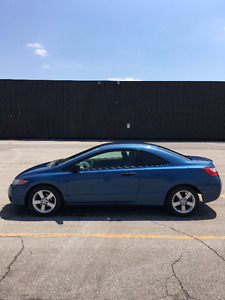 2008 Honda Civic Coupe + Winter Tires + New Clutch
