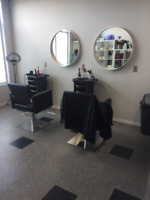 Salon Chair Rental