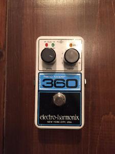 Electro-harmonix 360 looper.