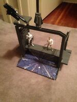 Star Wars Deathstar escape playset