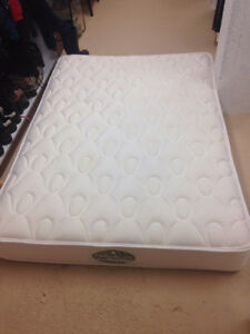 Double bed - mattress