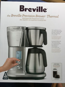 NEW Breville BDC450BSS Precision Brewer