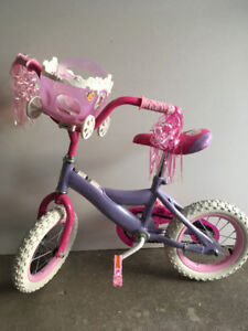 Kids Bike - Girl, Princess