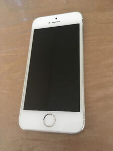 iphone 5s White - 16GB - Bell