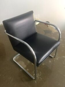Your leather chair is here