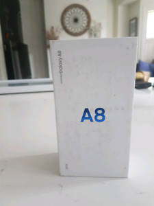 2 phones: Sealed in the box Samsung A8, 2018 and Samsung A5