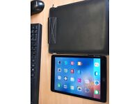 iPad Air 2 - 64gb - Cellular - Space Grey With Case