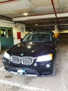 back to home country, 2012 BMW X3 SUV for sale, only 97000km, $1