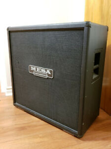 Mesa 4x12 Rectifier Traditional Straight Cabinet
