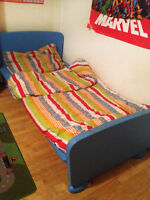 IKEA: Children's Bedroom Set: Bed / Wardrobe / Dresser / Table +