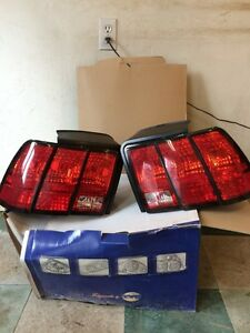 Mustang taillights