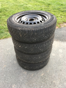 Goodyear UltraGrip Winter Tires for Honda