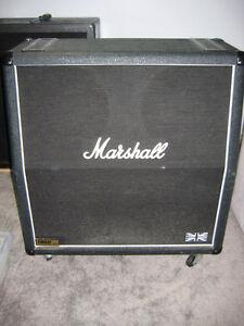 Marshall 1960a 4x12 slant cabinet